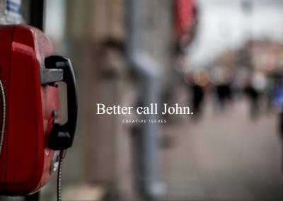 Better Call John